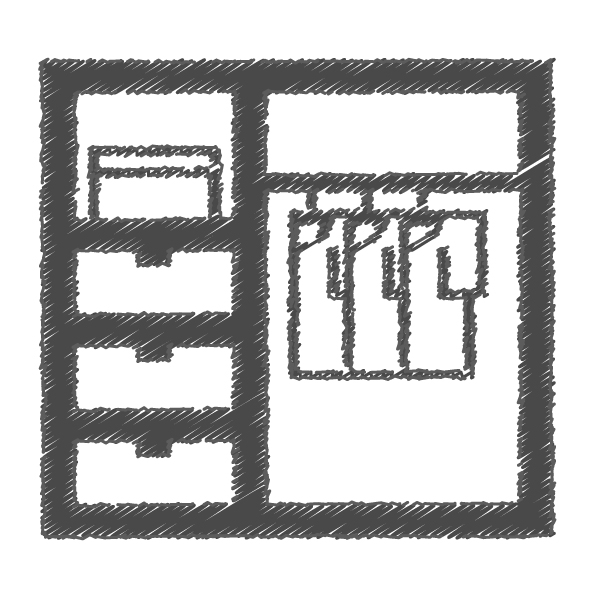 整理収納サポート